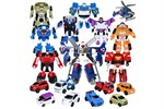 Роботы - трансформеры. Тоботы.