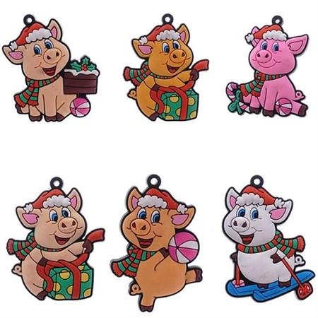 Символ этого года Свинка магнит - фото 10710