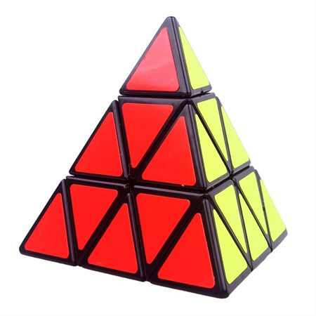 Кубик рубика Пирмамидка, в коробке - фото 11075