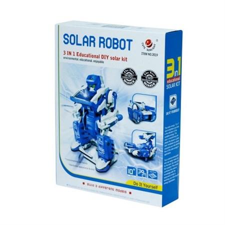 Конструктор робот 3 в 1 Solar Robot - фото 11874