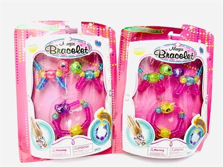 Волшебный браслет трансформер -игрушка Twisty Petz 3 животных на блистере - фото 12906
