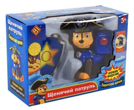 Щенячий патруль серия Пираты Гонщик фигурка - фото 12941