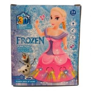 Музыкальная принцесса Холодное сердце катается - фото 13125