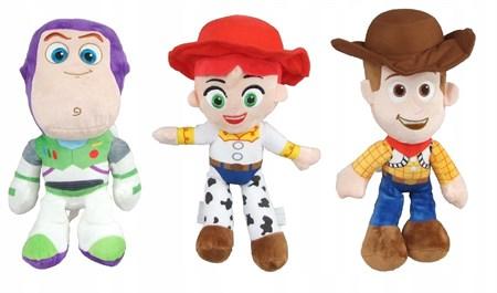 Мягкая игрушка История игрушек, в ассортименте 3 героя - фото 13872