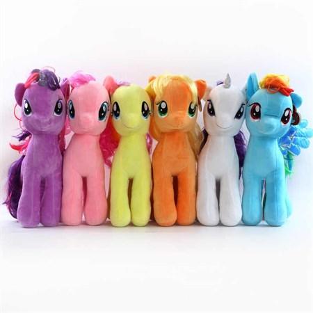 Мягкая игрушка My little pony Пони, в ассортименте - фото 13888