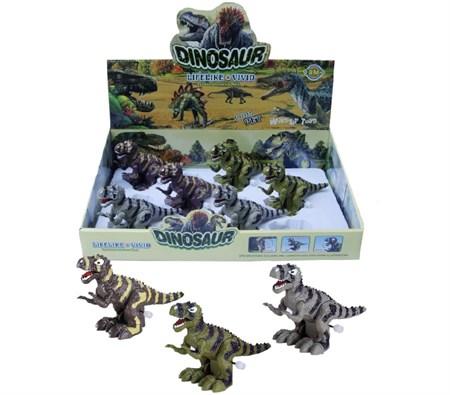 Заводная игрушка Динозавр - фото 13898