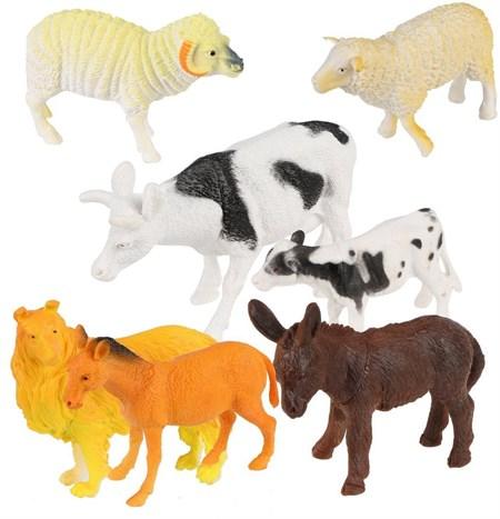Фигурки Домашние животные в ассортименте - фото 14101