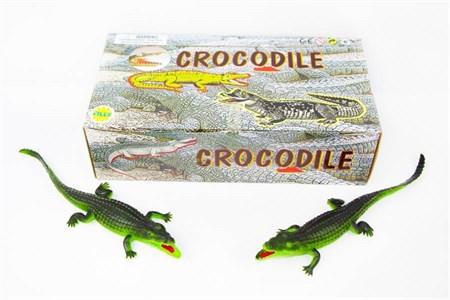 Пищалка Крокодил, цвет в ассортименте - фото 14102