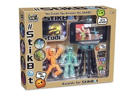 Игровой набор Стик Бот STIK Bot - фото 14200