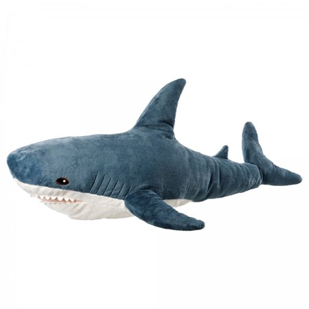 Мягкая игрушка Акула - фото 14243