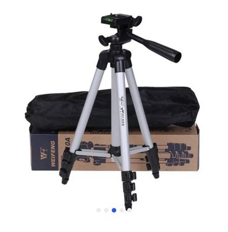 Портативный штатив тренога для телефона, фотоаппарата и камеры - фото 14291