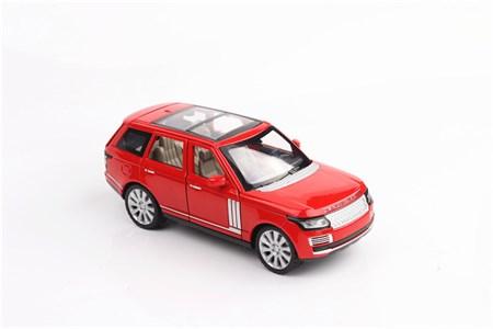 Машина металлическая модель Рендж Ровер Range Rover  музыка +свет - фото 14365