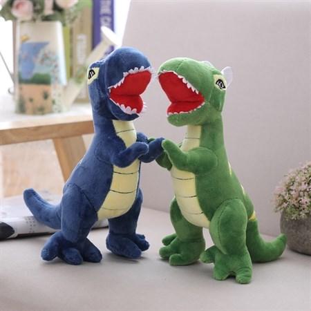 Мягкая игрушка Динозавр 50 см - фото 14507
