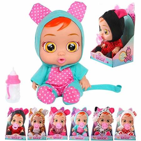Кукла Край Бейби Cry Babies 25 см, в ассортименте - фото 14552