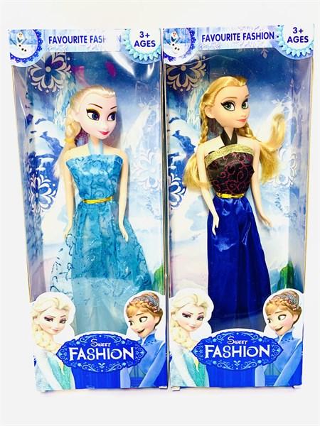 Кукла Frozen Favourite fashion Холодное сердце, в ассортименте - фото 14619
