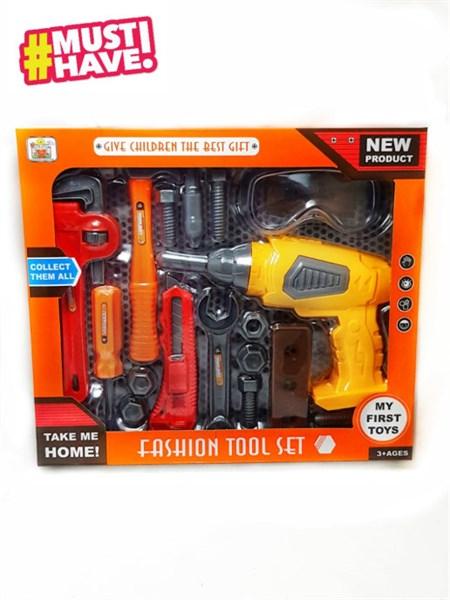 Набор инструментов в коробке - фото 14741