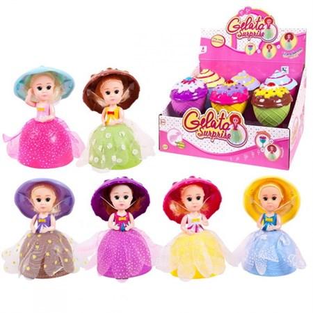 Кукла девочка Кекс музыкальная и светящаяся (в упаковке 6 шт) - фото 14760