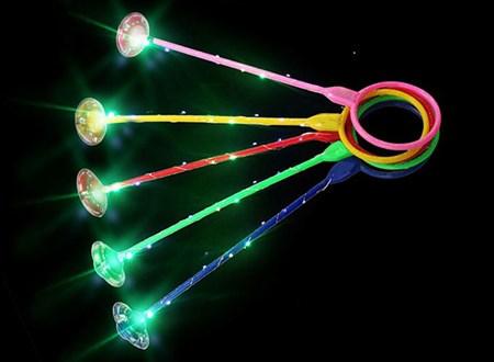 Нейроскакалка полностью светящаяся - фото 14784