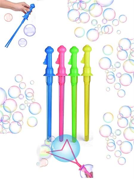Мыльные пузыри открывающиеся Меч гигантские пузыри (20 шт в упаковке) - фото 14787