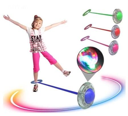 Нейроскакалка (светится колесо), цвет в ассортименте - фото 14853