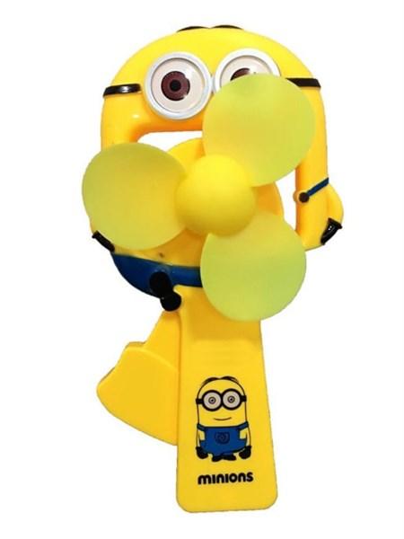 Детский ручной вентилятор, в ассортименте - фото 15014