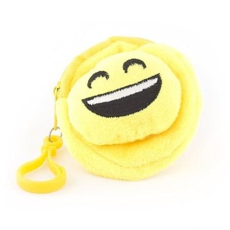 Детский мягкий кошелёк брелок в ассортименте - фото 15102