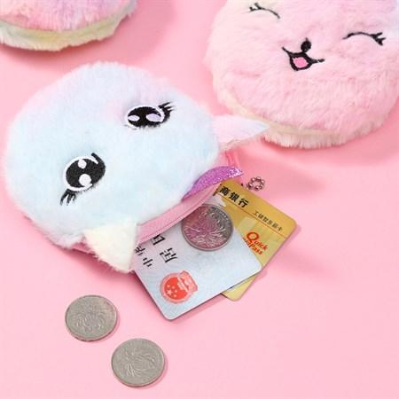 Мягкий кошелёк Кошка - фото 15103