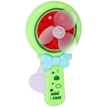 Детский ручной вентилятор Фрукты - фото 15113