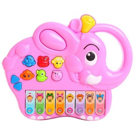Развивающая игрушка пианино-знаний - фото 15246