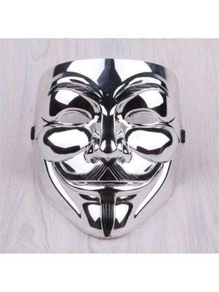 маска  Гая Фокса (Анонимус) - фото 15391
