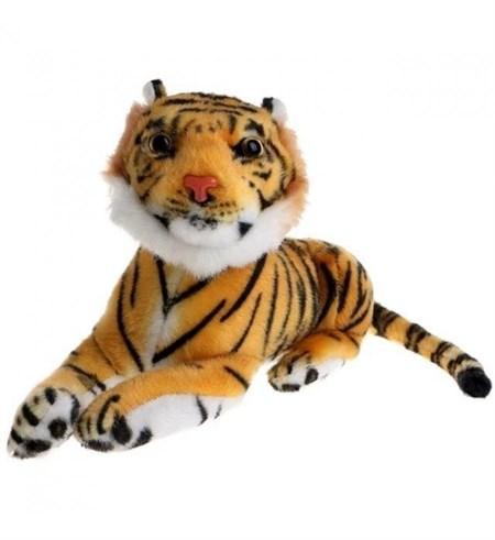 Мягкая игрушка Тигр средний - фото 15487