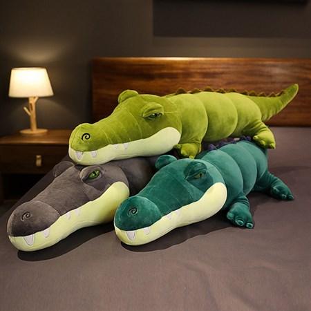 Мягкая игрушка Крокодил - фото 15490