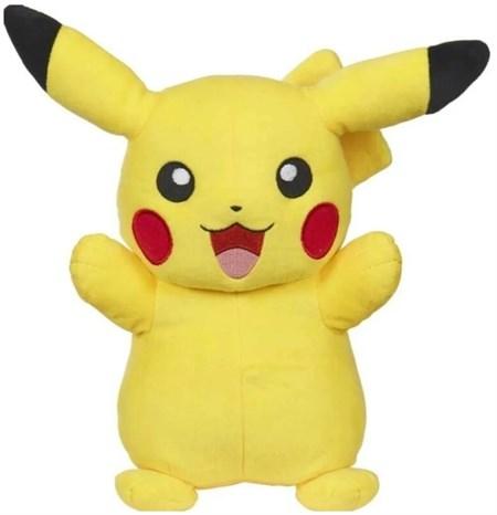 """Мягкая игрушка Пикачу  """"Покемоны"""" - фото 15530"""