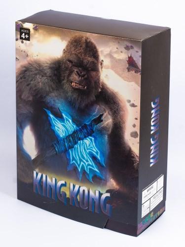 Фигурка Кинг Конг в коробке - фото 15564