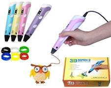 3 Д ручка, цвет в ассортименте