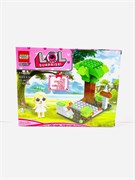 Конструктор Лего для девочек с Куколкой Сюрприз, в ассортименте