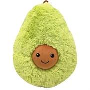 Плюшевая игрушка с пледом Авокадо 45 см