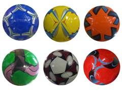 Мяч футбольный, цвет в ассортименте