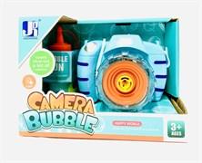 Мыльные пузыри Фотоаппарат на батарейках, светящийся