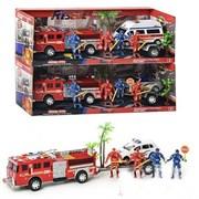 Набор машин спасателей, в ассортименте