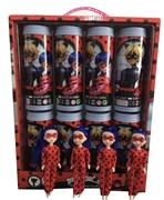 Кукла Леди Баг в банке (в упаковке 8 шт.)