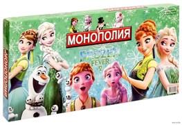 Настольная игра Монополия Холодное сердце