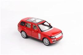 Машина металлическая модель Рендж Ровер Range Rover  музыка +свет