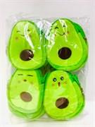 Кошелек Авокадо малый (в упаковке 12 шт)
