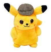 Мягкая игрушка Покемон Пикачу детектив вид 1