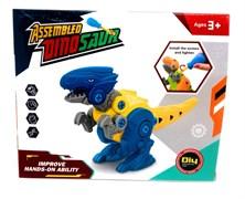 Конструктор-динозавр «Трицератопс»