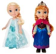 Кукла Frozen II music Холодное сердце, в ассортименте ( в упаковке 4 шт)