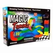 Светящийся гибкий трек Magic tracks  366 деталей