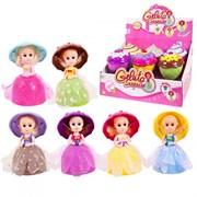 Кукла девочка Кекс музыкальная и светящаяся (в упаковке 6 шт)