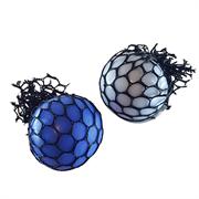 Антистресс мяч в сетке
